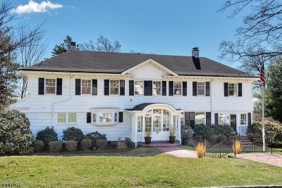 Montclair Twp. Single Family Home For Sale: 25 Highland Ave