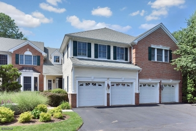 Wyckoff Twp. Condo/Townhouse For Sale: 105 Fieldstone Ter