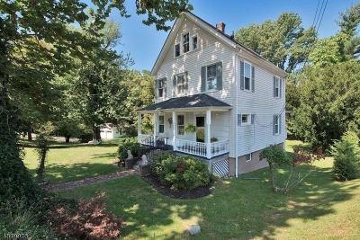 Summit Single Family Home For Sale: 126 Fernwood Rd