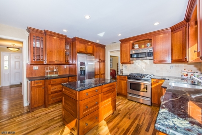 Mendham Boro, Mendham Twp. Single Family Home For Sale: 15 Summit Rd