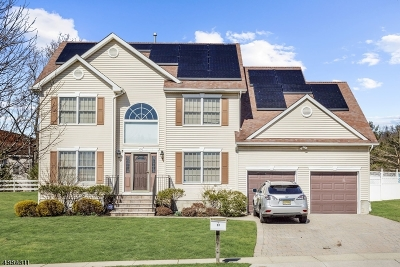 West Orange Twp. Single Family Home For Sale: 27 Cannon St