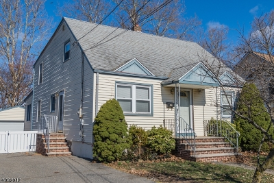 Woodland Park Single Family Home For Sale: 426 Mt Pleasant Ave