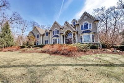 Franklin Lakes Boro Single Family Home For Sale: 1003 Dogwood Trl
