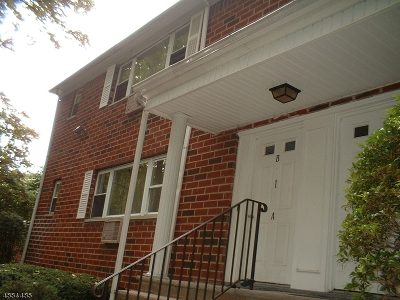 Parsippany-Troy Hills Twp. Condo/Townhouse For Sale: 2467 Route 10 #1A