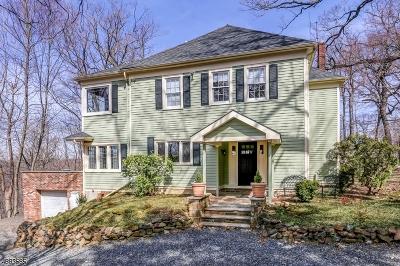 Long Hill Twp Single Family Home For Sale: 126 Oaks Rd