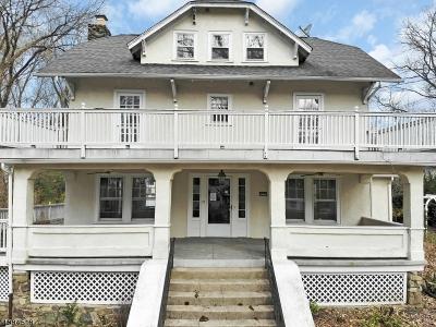 Mountain Lakes Boro Single Family Home For Sale: 91 Kenilworth Rd