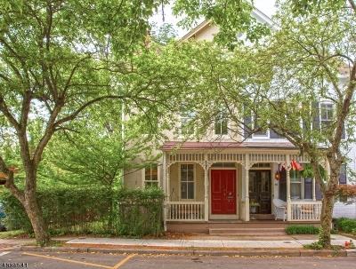 Lambertville City Multi Family Home For Sale: 27 Clinton St