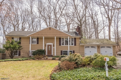 Wyckoff Twp. Single Family Home For Sale: 412 Obrien Ct