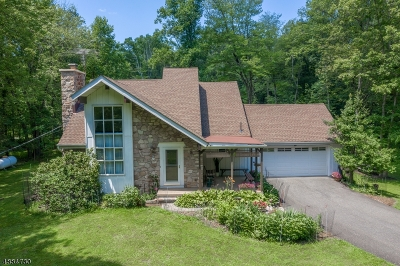 Kingwood Twp. Single Family Home For Sale: 157-159 Federal Twist Rd