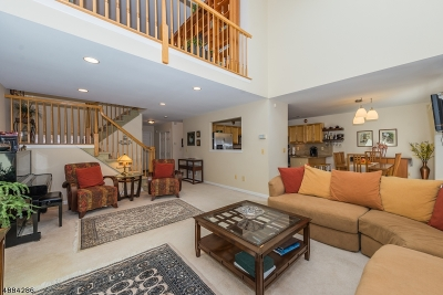Boonton Twp. Condo/Townhouse For Sale: 3 Schindler Ct