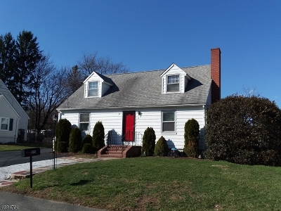 Franklin Boro Single Family Home For Sale: 25 Taylor Rd