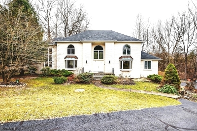 Sparta Twp. Single Family Home For Sale: 4 Farmbrook Rd