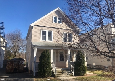 Bloomfield Twp. Multi Family Home For Sale: 95-97 Broughton Ave