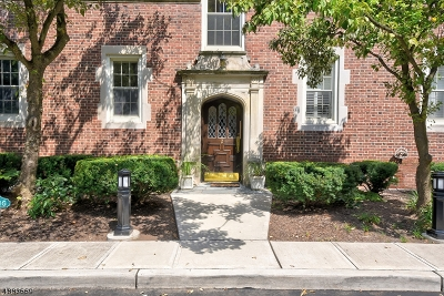 Summit Condo/Townhouse For Sale: 133 Summit Ave., Unit 25 #25