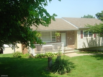 Vernon Twp. Single Family Home For Sale: 6 Baldwin Dr