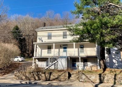 Glen Gardner Boro, Hampton Boro, Lebanon Twp. Single Family Home For Sale: 67 Main St