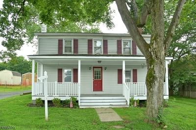 Readington Twp. Multi Family Home For Sale: 428 Main St
