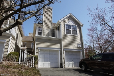 Berkeley Heights Twp. Condo/Townhouse For Sale: 4 Springholm Dr