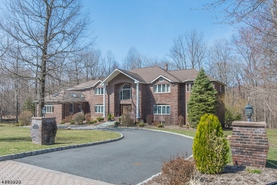 Montville Twp. Single Family Home For Sale: 25 High Mountain Dr