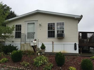Franklin Boro Single Family Home For Sale: 8 Cedar Dr