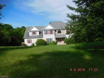 Vernon Twp. Single Family Home For Sale: 34 Palamino Trail