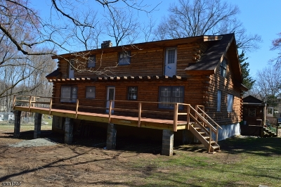 Long Hill Twp Single Family Home For Sale: 180 Old Forge Rd