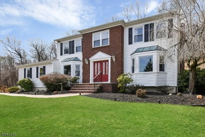 West Orange Twp. Single Family Home For Sale: 15 Howell Dr
