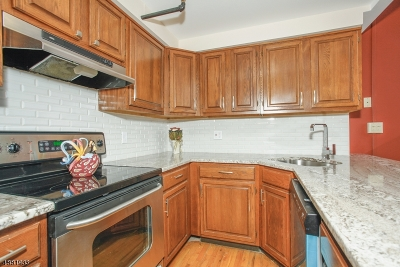 Paterson City Condo/Townhouse For Sale: 366-382 Trenton Ave