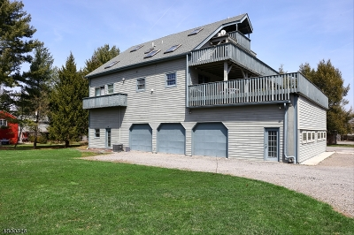 East Amwell Twp. Multi Family Home For Sale: 258 Wertsville Rd #3