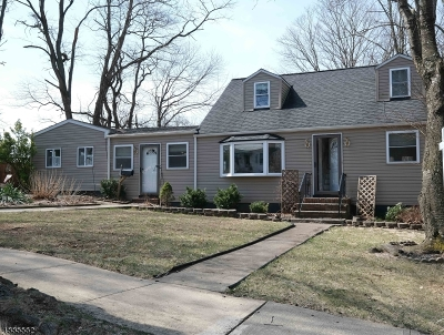 Morristown Single Family Home For Sale: 42 Hillairy Ave