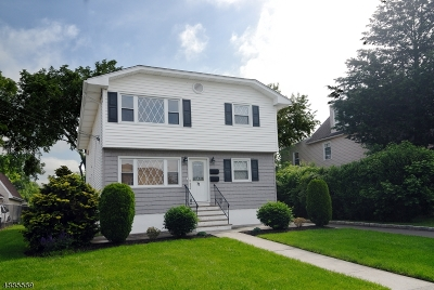 Cranford Twp. Rental For Rent: 12 Woodlawn Ave #1