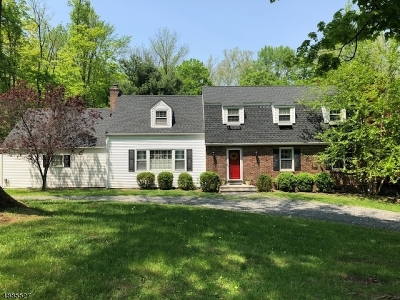 Tewksbury Twp. Single Family Home For Sale: 14 Keats Rd