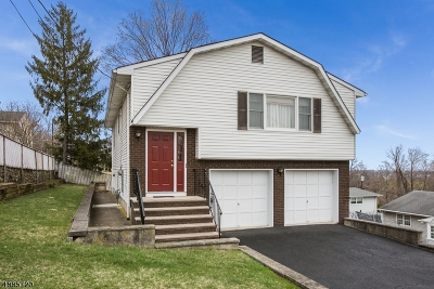 Haledon Boro Single Family Home For Sale: 12 Cypress Ave