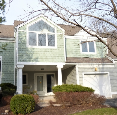 Sparta Twp. Condo/Townhouse For Sale: 110 Sleepy Hollow