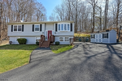 Vernon Twp. Single Family Home For Sale: 27 Upper Notch Rd