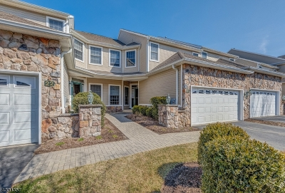 Livingston Twp. Condo/Townhouse For Sale: 20 Pebble Beach Dr