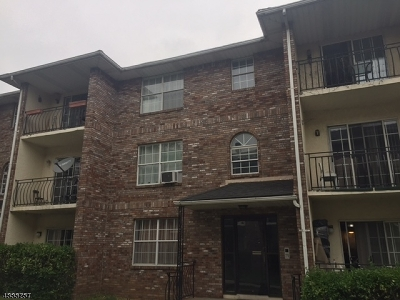 Newark City Condo/Townhouse For Sale: 786-802 Summer Ave #B9