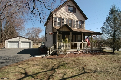 Roxbury Twp. Single Family Home For Sale: 1 Railroad Ave