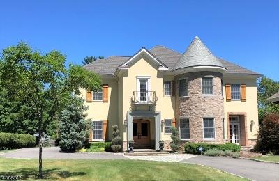 Harding Twp. NJ Single Family Home For Sale: $1,349,000