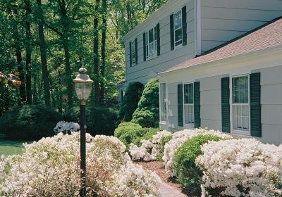 Chatham Twp. Single Family Home For Sale: 69 Hampton Rd