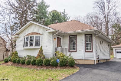 Montville Twp. Single Family Home For Sale: 31 Taylortown Road
