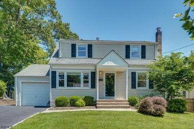 Madison Single Family Home For Sale: 16 Kensington Rd
