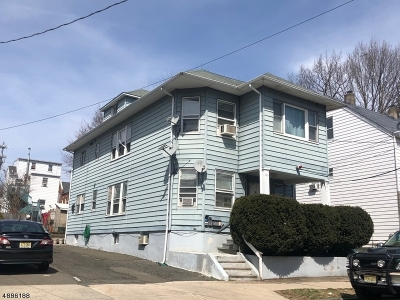 Prospect Park Boro Multi Family Home For Sale: 333 N 10th St