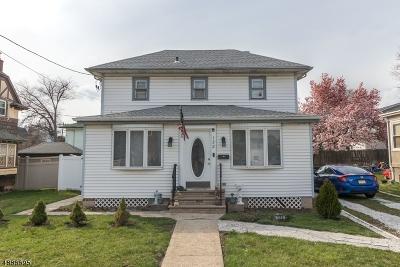 Elmora Hills Single Family Home For Sale: 122-124 Summit Rd