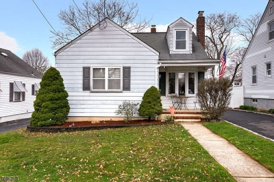 Somerville Boro Single Family Home Active Under Contract: 14 S Richards Ave