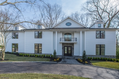 Montclair Twp. Single Family Home For Sale: 8 Heller Dr