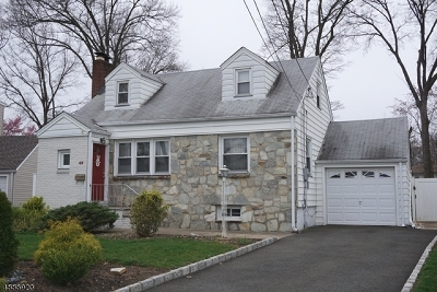 Clark Twp. Single Family Home For Sale: 49 Colonial Dr