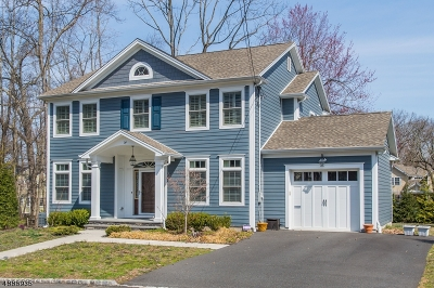 Chatham Boro Single Family Home For Sale: 14 Cherry Ln