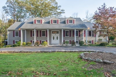 Boonton Twp. Single Family Home For Sale: 5 Miller Dr