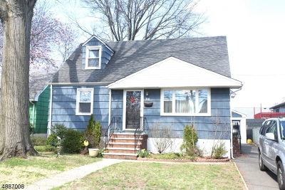 Linden City Single Family Home For Sale: 810 Maple Avenue